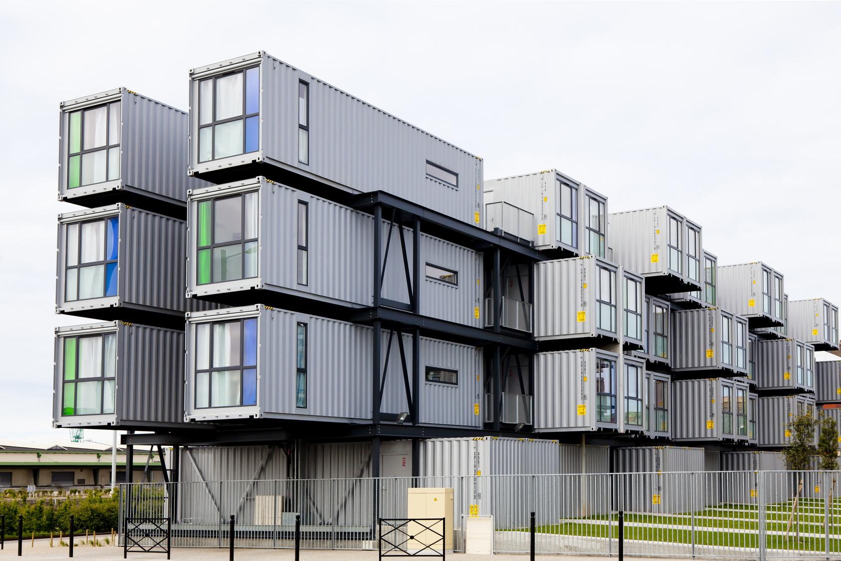 Projektujemy domy mieszkalne z kontenerów