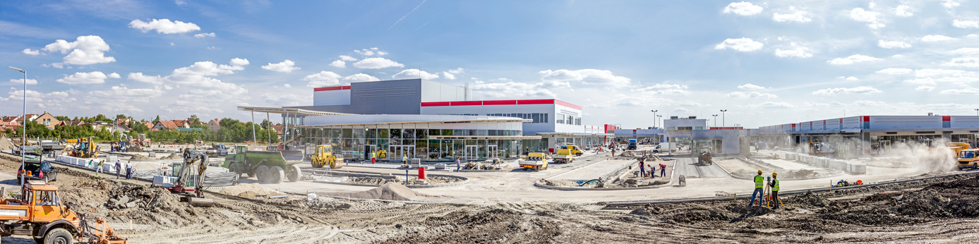 Nasza firma prowadzi nadzory nad budowami w Piotrkowie Trybunalskim i Łodzi